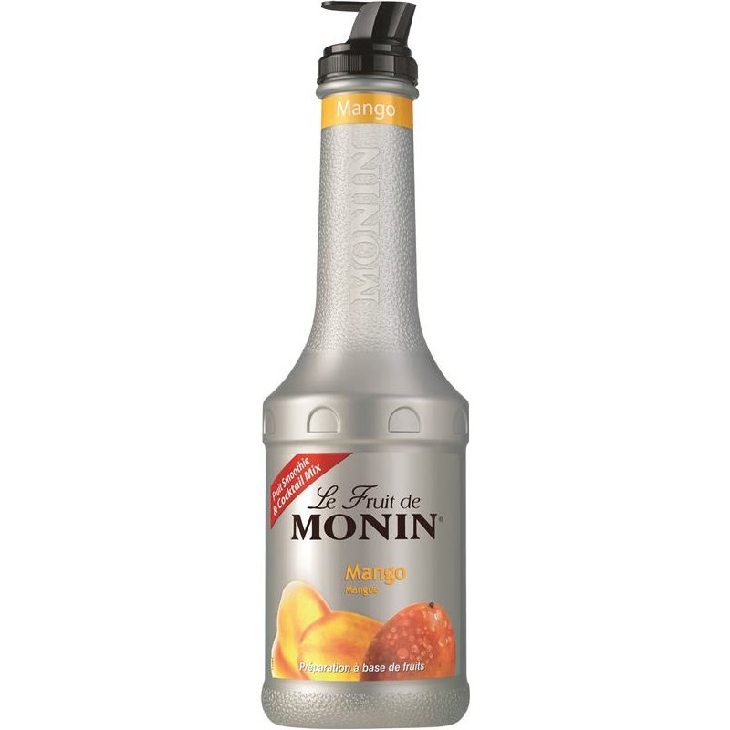 Monin Mango Frucht-Püree-Mix 1l