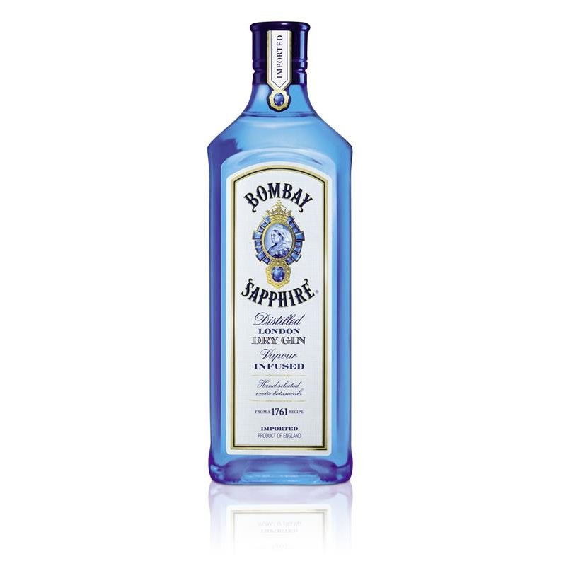 Bombay Sapphire London Distilled Dry Gin 40% vol. 0,7l