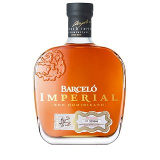 Ron Barcelo Imperial Ron Domenicano 38% vol. 0,7 l