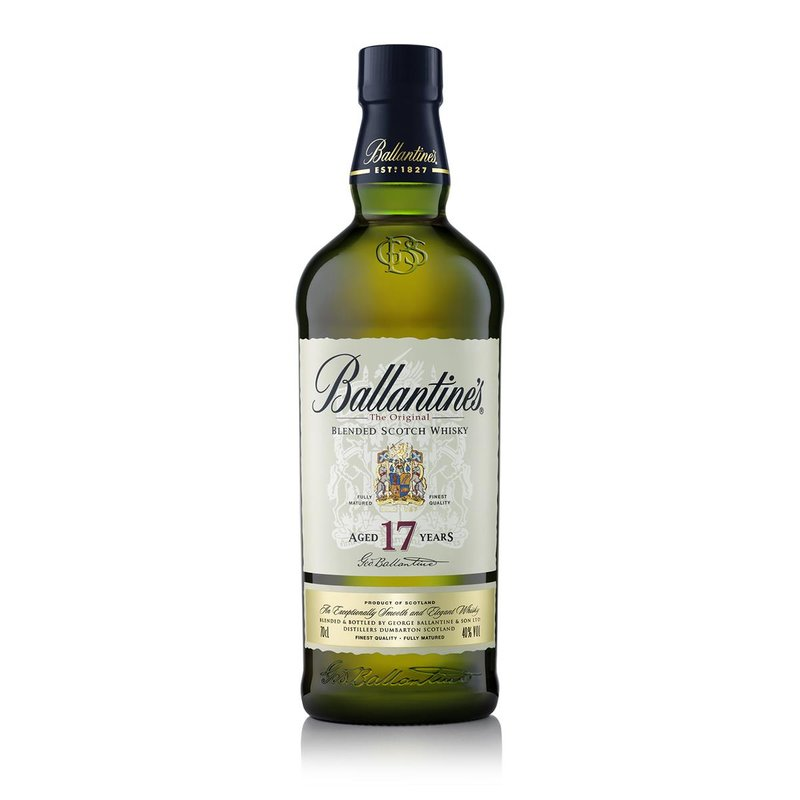Ballantines 17 Jahre Blended Whisky 40% vol. 0,7 l