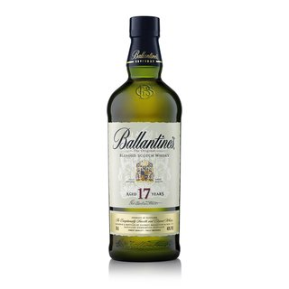 Ballantines 17 Jahre Blended Whisky 40% vol. 0,7l