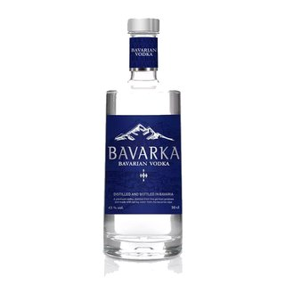 Bavarka Vodka Bavarian Vodka 43% vol. 0,5l