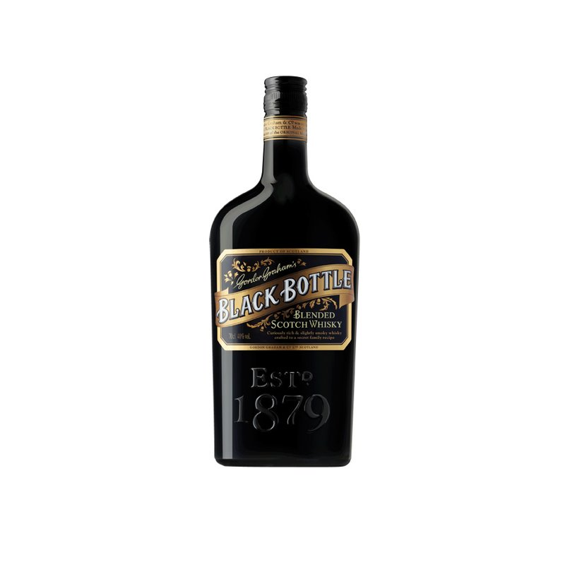 Black Bottle Islay Blended Scotch Whisky 40% vol. 0,7l