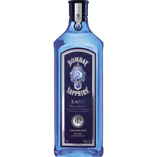 Bombay Sapphire East London Distilled Dry Gin 42% vol. 0,7 l