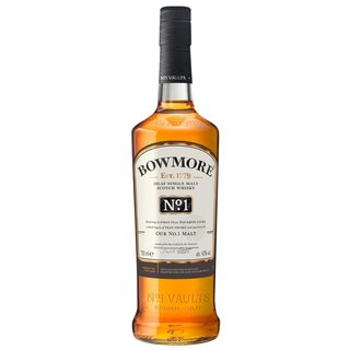 Bowmore No. 1 Islay Single Malt 40% vol. 0,7l