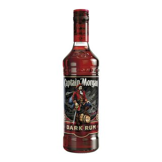Captain Morgan Dark Rum 40% vol.