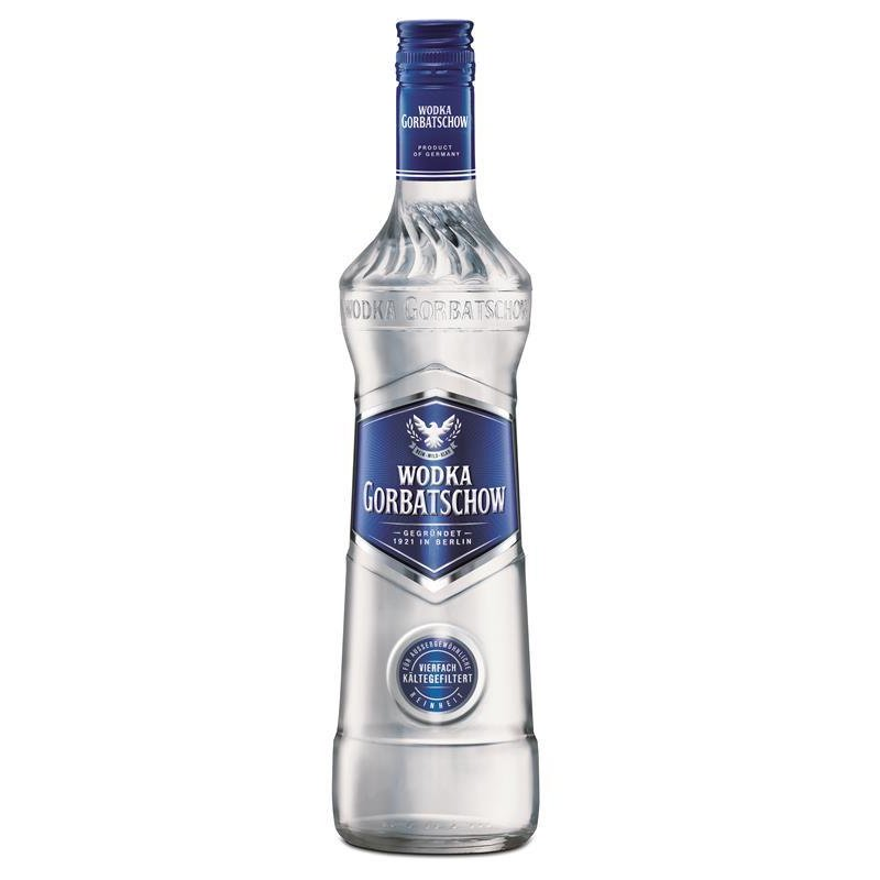 Gorbatschow Vodka 37,5% vol. 0,7l