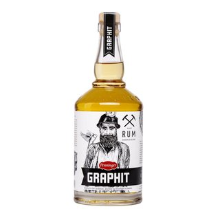 Graphit Heavy Rum Bavarian Blend 42% vol. 0,7l