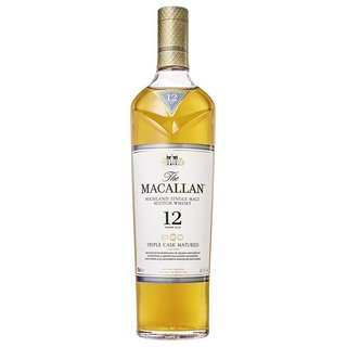 The Macallan 12 Jahre Triple Cask Fine Oak Highland Malt...