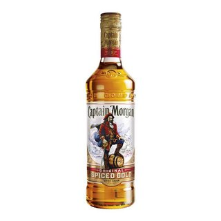 Captain Morgan Spiced Gold Rum 35% vol.