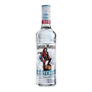 Captain Morgan White Rum 37,5% vol.