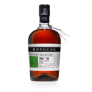 Botucal Distillery Collection No.3 Rum 47% vol. 0,7l