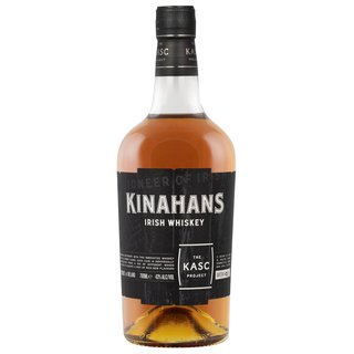 Kinahans Kasc Project Irish Whiskey 43% vol. 0,7l
