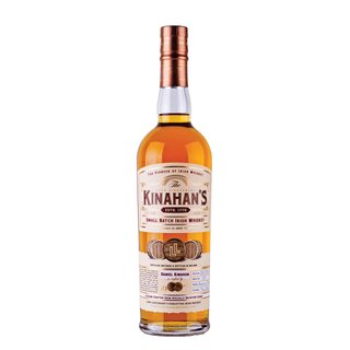 Kinahans Small Batch Irish Blended Whiskey 46% vol. 0,7l