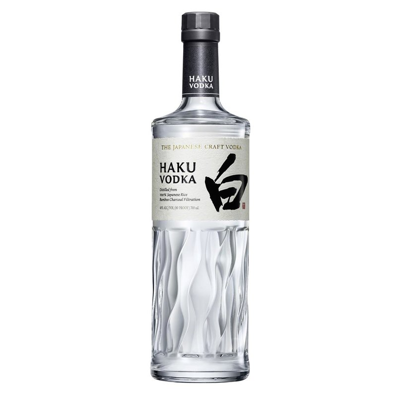 Haku Japanese Craft Vodka 40% vol. 0,7l