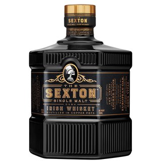 The Sexton Irish Single Malt Whiskey 40% vol. 0,7l