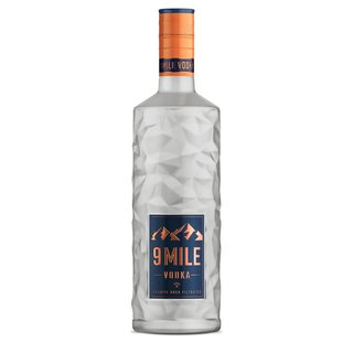 9 Mile Vodka 37,5% vol.