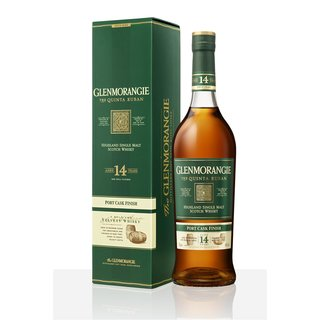 Glenmorangie Quinta Ruban 14 Jahre Port Cask Finish...