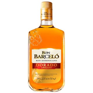 Ron Barcelo Dorado Ron Domenicano Rum 37,5% vol. 0,7l