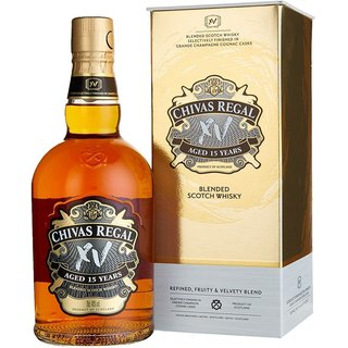 Chivas Regal 15 Jahre Scotch Whisky 40% vol. 0,7l