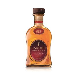 Cardhu Amber Rock Speyside Single Malt Whisky 40% vol. 0,7l