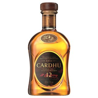 Cardhu 12 Jahre Speyside Single Malt Whisky 40% vol. 0,7l