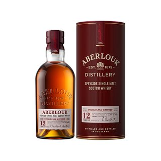 Aberlour 12 Jahre Double Cask Speyside Single Malt Whisky...