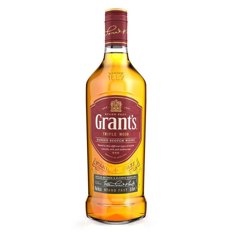 Grants Triple Wood Blended Scotch Whisky 40% vol. 0,7l