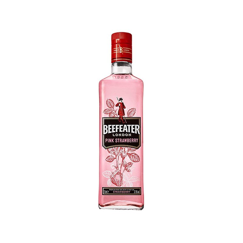 Beefeater Pink Gin London Dry Gin 37,5% vol. 0,7l