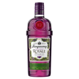 Tanqueray Blackcurrant Royale 41,3% vol. 0,7l